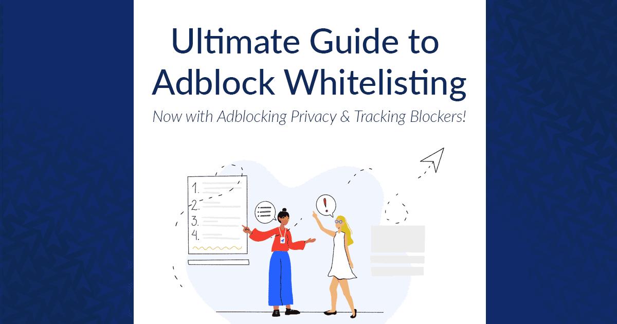 Ultimate guide for adblock allowlisting - Admiral