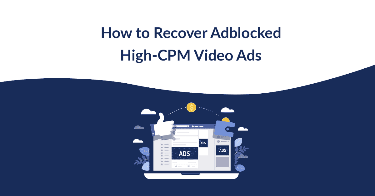 Video Ad CPM - Recover with Admiral - Graphic by Joseph Murica at Unsplash