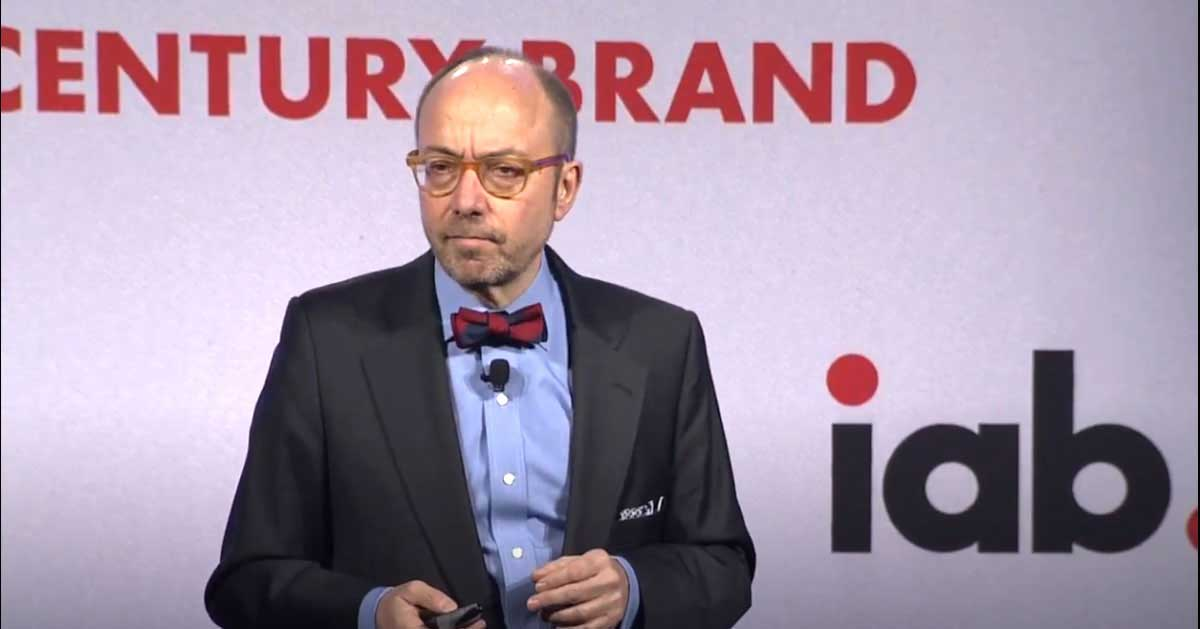 IAB CEO Randall Rothenburg on Need for Publisher Revenue Diversification