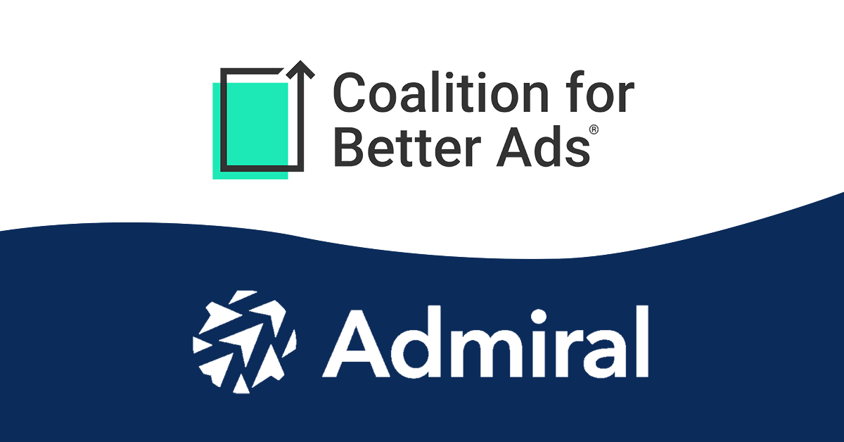 Better Ads Certification with Admiral